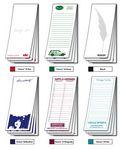 Custom 25 Sheet Economy 1 Color Note Pad