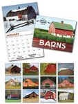 Custom Barns 13 Month Custom Appointment Wall Calendar (8.5