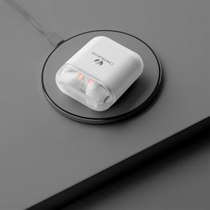 Wirelessly charged TWS
