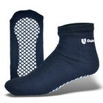 Custom Cotton Footie Tread Sock (Heat Transfer or Printed Applique)