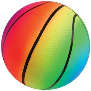 "5"" Rainbow Basketballs"