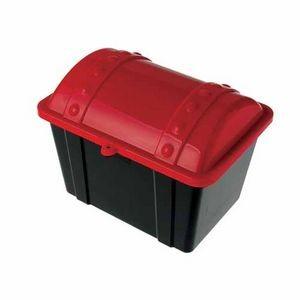 Treasure Chest/Red-Black
