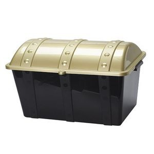 Plastic Treasure Chest