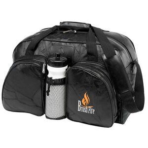 Legacy Leather Weekender Duffel Bag