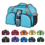 Custom Weekender Duffel Bag