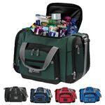 Custom 24-Can Convertible Duffel Cooler