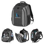 Custom Titanium Laptop Backpack
