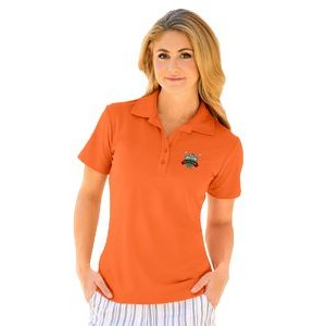 Women's Greg Norman Play Dry® Performance Mesh Polo Shirt