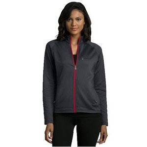 Women's Brushed Back Micro-Fleece Full Zip-Jacket