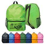 Custom Backpack - Value Polyester Backpack