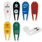 Custom Golf Divot Tools