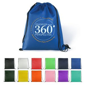 Drawstring Backpack - Non-Woven Drawstring Bags