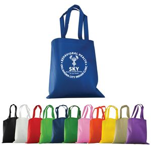 Bags - Non-Woven (15W x 16H) Shopping Tote Bags