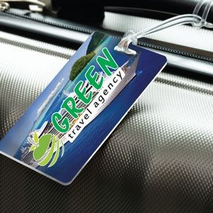 Soft Vinyl Luggage Tags