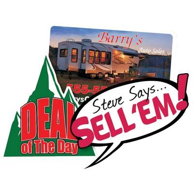 Dechan Inc Promotional Products And Apparel Las Vegas NV - Custom vinyl decals las vegas