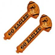 Football Thunderstix® Noisemakers (Screen Print)