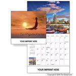 Custom The Global Econoline Calendar/ Our Majestic America