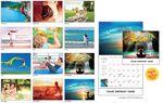 Custom The Global Econoline Calendar/ Living Well
