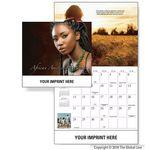 Custom The Global Econoline Calendar/ African American Portraits