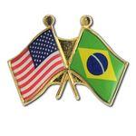Custom Custom flag lapel pins