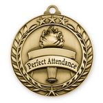 Custom 3D Sports & Academic Medal / Perfect Attendance
