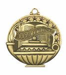 Custom Scholastic Medals - Academic Excellence