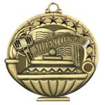 Custom Scholastic Medals - Student Council