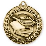 Custom 3D Sports & Academic Medal / Knowledge