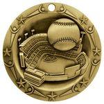 Custom Victory Line Medals / Baseball
