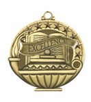 Custom Scholastic Medals - Excellence