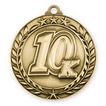 Custom 3D Sports & Academic Medal / 10K