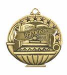 Custom Scholastic Medals - Reading