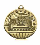 Custom Scholastic Medals - Attendance