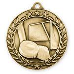 Custom 3D Sports & Academic Medal / Hockey