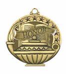 Custom Scholastic Medals - Honor