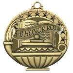 Custom Scholastic Medals - A-B Honor Roll