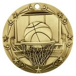 Custom Victory Line Medals / Basketball