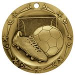 Custom Victory Line Medals / Soccer
