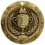 Custom Victory Line Medals / First Place