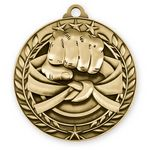 Custom 3D Sports & Academic Medal / Martial Arts