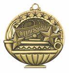 Custom Scholastic Medals - Citizenship