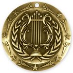 Custom Victory Line Medals / Music