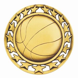 Basketball General Medal
