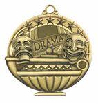 Custom Scholastic Medals - Drama