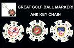 Custom Poker Chips & Golf Tool