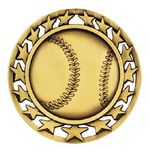Custom Baseball General Medal