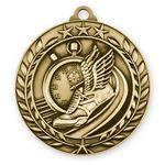 Custom 3D Sports & Academic Medal / Track