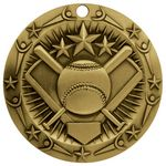 Custom Victory Line Medals / Softball