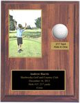Custom Hole In 1 Plaque