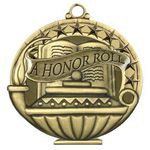Custom Scholastic Medals - A Honor Roll